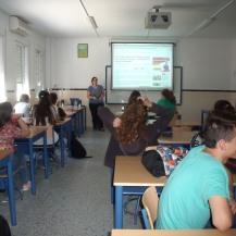 """Alumnado del IES """"Seritium"""""""