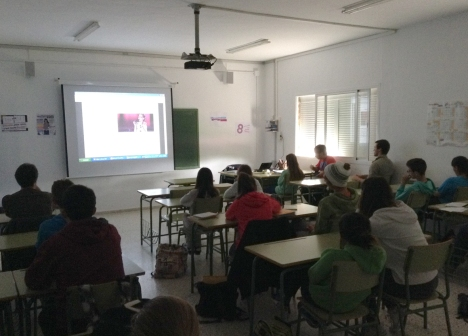 IES Sofía Alumnos 4º ESO